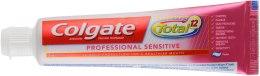 """Зубная паста """"Для чувствительных зубов"""" - Colgate Total 12 Sensitive — фото N3"""