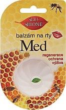 "Духи, Парфюмерия, косметика Бальзам для губ ""Мед"" - Bione Cosmetics Honey Vitamin E Lip Balm"