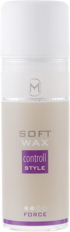 Воск для волос - Metamorphose Controll Style Soft Wax — фото N1