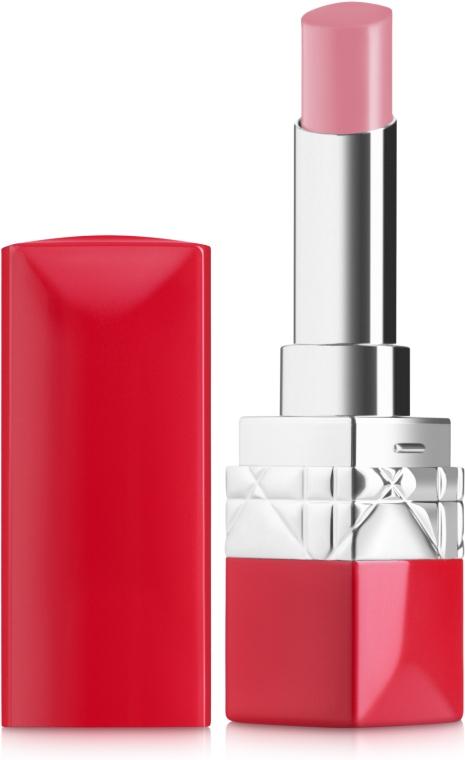 Увлажняющая губная помада - Dior Rouge Dior Ultra Rouge (тестер)