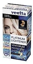 Духи, Парфюмерия, косметика Осветлитель для волос - Venita Plex Platinum Lightener 9 Levels