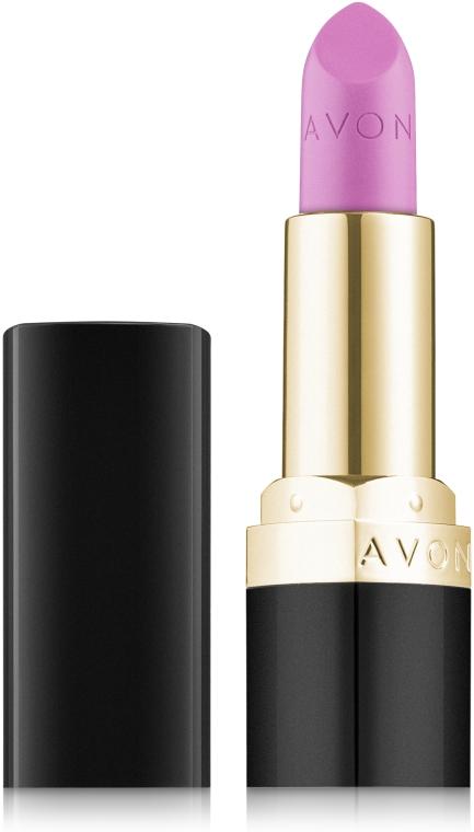 "Губная помада ""Питание и цвет"" - Avon True Colour Supreme Nourishing Lipstick"
