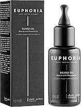 Духи, Парфюмерия, косметика Масло для бороды - Dott. Solari Euphoria Beard Oil
