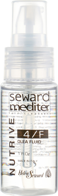 Масляный флюид для волос - Helen Seward Mediter Bio Olea Fluid — фото N1