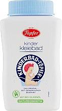 Духи, Парфюмерия, косметика Смесь для купания детская с отрубями и органическим маслом оливы - Topfer Babycare Powder Bath