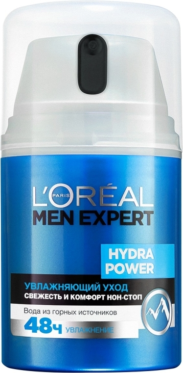 Гель-уход - L'Oreal Paris Men Expert Hydra Power