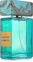 Духи, Парфюмерия, косметика Dr. Gritti Arancia Ambrata - Парфюмированная вода (тестер с крышечкой)