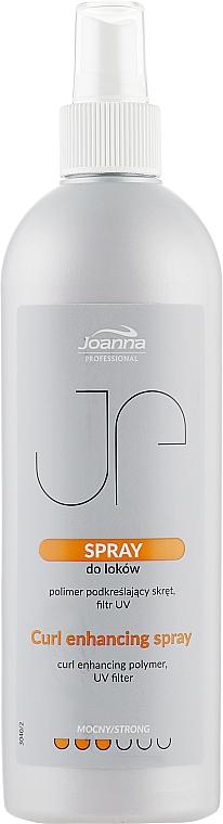 Спрей для создания локонов - Joanna Professional Curl Enhancing Spray