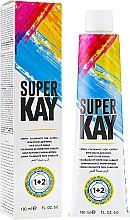 Духи, Парфюмерия, косметика Крем-краска для волос - KayPro Super Kay Hair Color Cream