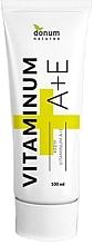 Духи, Парфюмерия, косметика Защитный крем с витаминами А и Е - Miamed Donum A+E