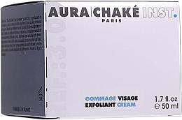 Духи, Парфюмерия, косметика Отшелушивающий гоммаж для лица - Aura Chake Exfoliant Cream