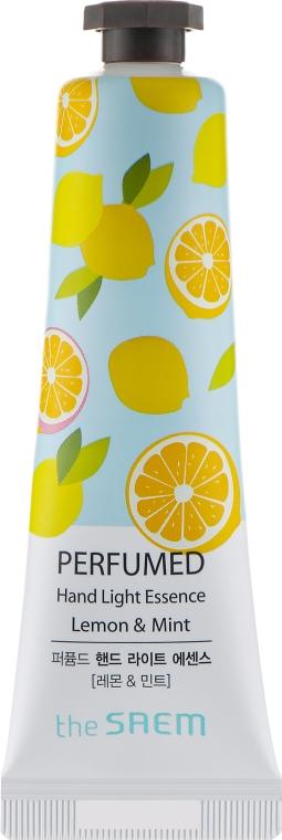 "Парфюмированная эссенция для рук ""Мята и лимон"" - The Saem Perfumed Hand Lemon Mint Light Essence"