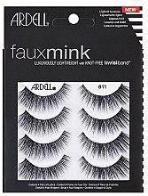 Духи, Парфюмерия, косметика Накладные ресницы - Ardell Faux Mink Multipack 811