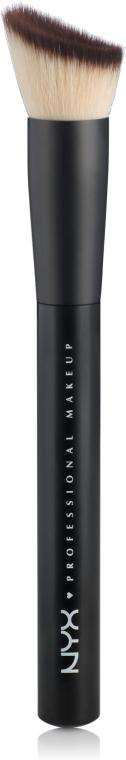 Кисть для тональных средств - NYX Professional Makeup Total Control Drop Foundation Brush