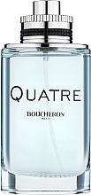 Духи, Парфюмерия, косметика Boucheron Quatre Boucheron Pour Homme - Туалетная вода (тестер без крышечки)