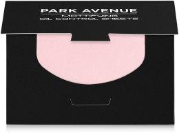 Духи, Парфюмерия, косметика Матирующие салфетки для лица - Park Avenue Mattifying