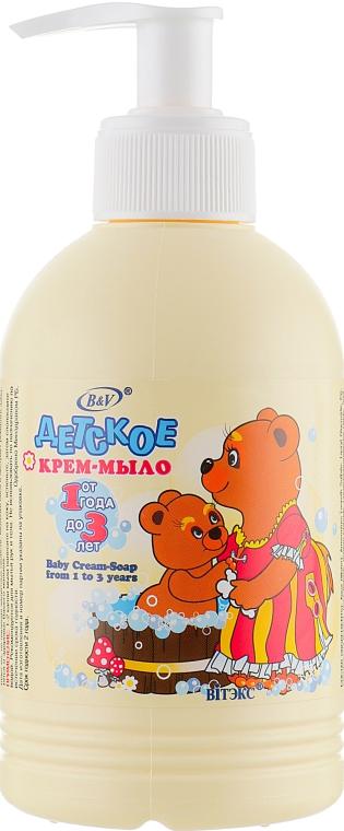 Детское крем-мыло с 1 до 3 лет - Витэкс