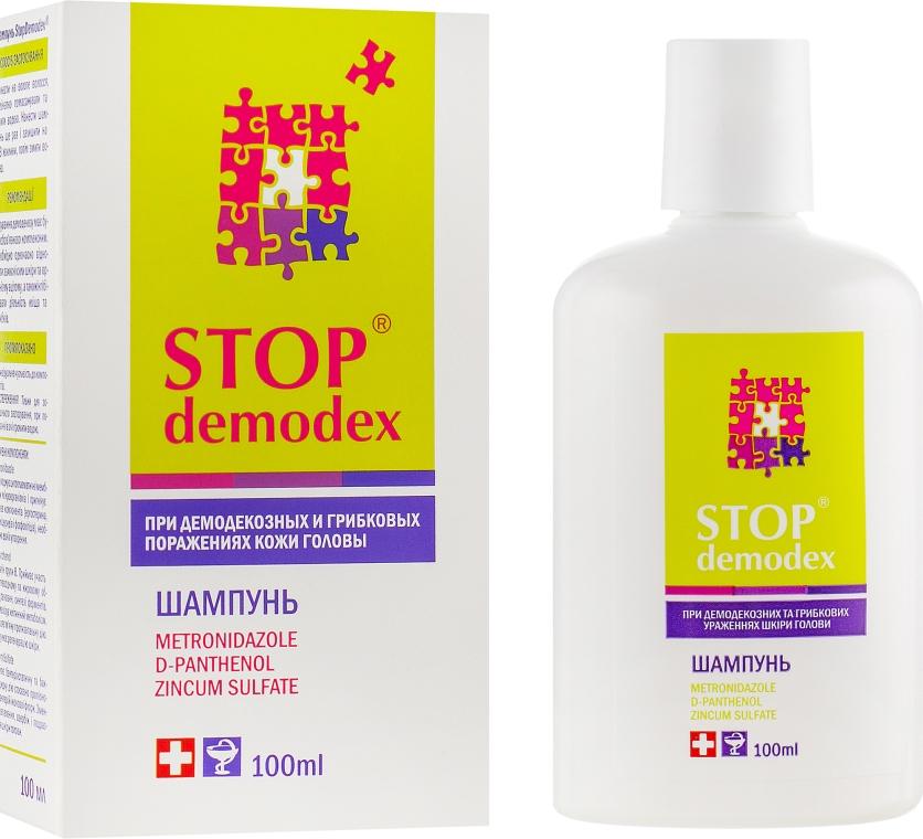 """Шампунь """"Стоп демодекс"""" - ФитоБиоТехнологии Stop Demodex"""