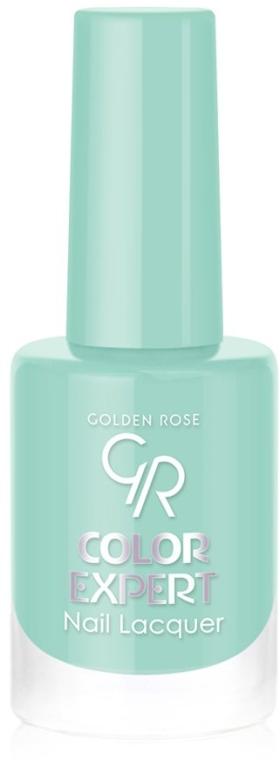 Лак для ногтей - Golden Rose Color Expert Nail Lacquer
