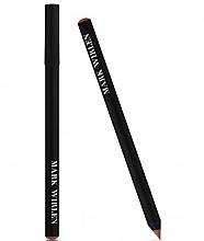 Духи, Парфюмерия, косметика Водостойкий карандаш для губ - Mark Wirlen Lip