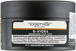 Духи, Парфюмерия, косметика Маска для обезвоженных и тусклых волос - Togethair N-Hydra Mask Nourishing Hair
