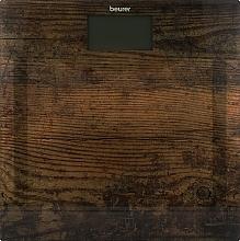 Духи, Парфюмерия, косметика Стеклянные весы GS 203 Wood - Beurer