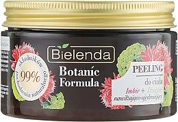 Духи, Парфюмерия, косметика Скраб для тела - Bielenda Botanic Formula Body Scrub Ginger & Angelica