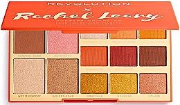 Духи, Парфюмерия, косметика Палетка для макияжа - Makeup Revolution x Rachel Leary Goddess On The Go