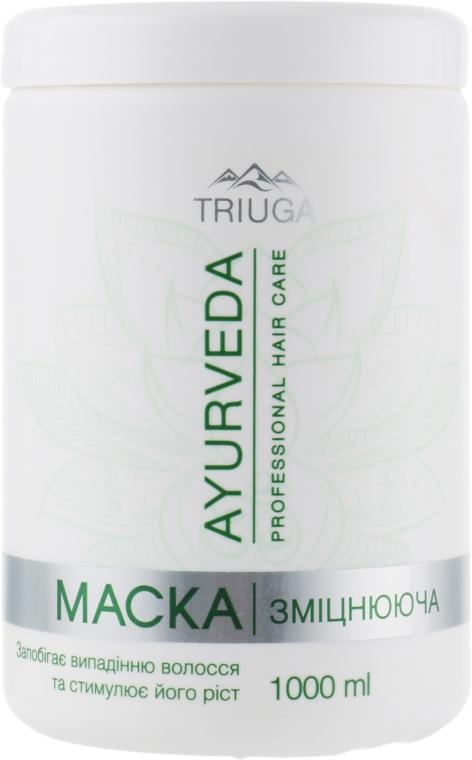 """Маска для волос """"Укрепляющая"""" - Triuga Ayurveda"""