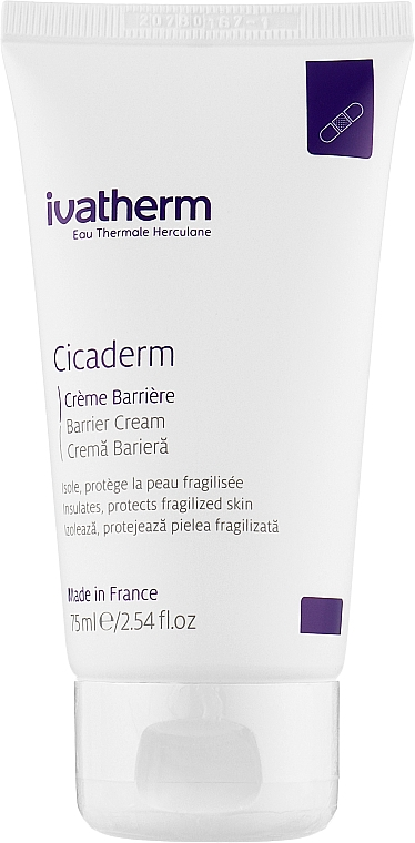 Защитный крем - Ivatherm Cicaderm Barrier Cream