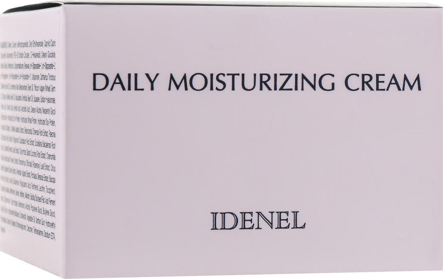 Увлажняющий дневной крем - Idenel Daily Moisturizing Cream