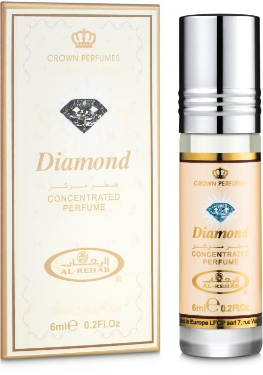 Al Rehab Diamond - Масляные духи (мини)