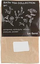 Духи, Парфюмерия, косметика Чай для ванн сбор №1 - Lac Sante Home Spa Bath Tea Collection