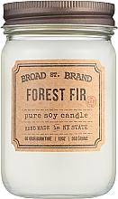 Духи, Парфюмерия, косметика Kobo Broad St. Brand Forest Fir - Ароматическая свеча