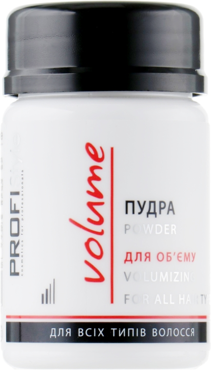 Пудра для объема волос - Profi Style Volume Powder Volumizing