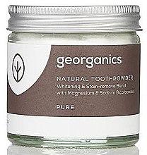 Духи, Парфюмерия, косметика Натуральный зубной порошок - Georganics Pure Coconut Natural Toothpowder