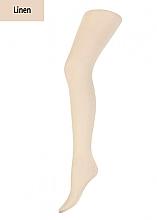 "Духи, Парфюмерия, косметика Колготки ""Delicate Cotton"" 150 Den, Linen - Giulia"
