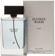 Духи, Парфюмерия, косметика Prestige Paris Elysees Wood - Парфюмированная вода (тестер с крышечкой)