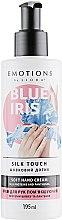 """Духи, Парфюмерия, косметика Крем-мыло """"Шелковое прикосновение"""" - Liora Emotions Blue Iris Cream Soap"""