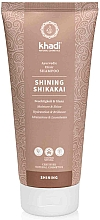 "Духи, Парфюмерия, косметика Шампунь для волос ""Шикакай"" - Khadi Shampoo Shikakai Shine"