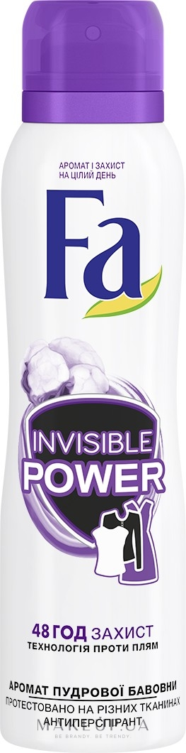 Дезодорант спрей - Fa Sport Deodorant Прозорий захист — фото 150ml
