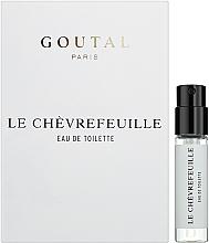 Духи, Парфюмерия, косметика Annick Goutal Le Chevrefeuille - Туалетная вода (пробник)