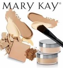 Мінеральна розсипна пудра - Mary Kay Mineral Powder Foundation — фото N2