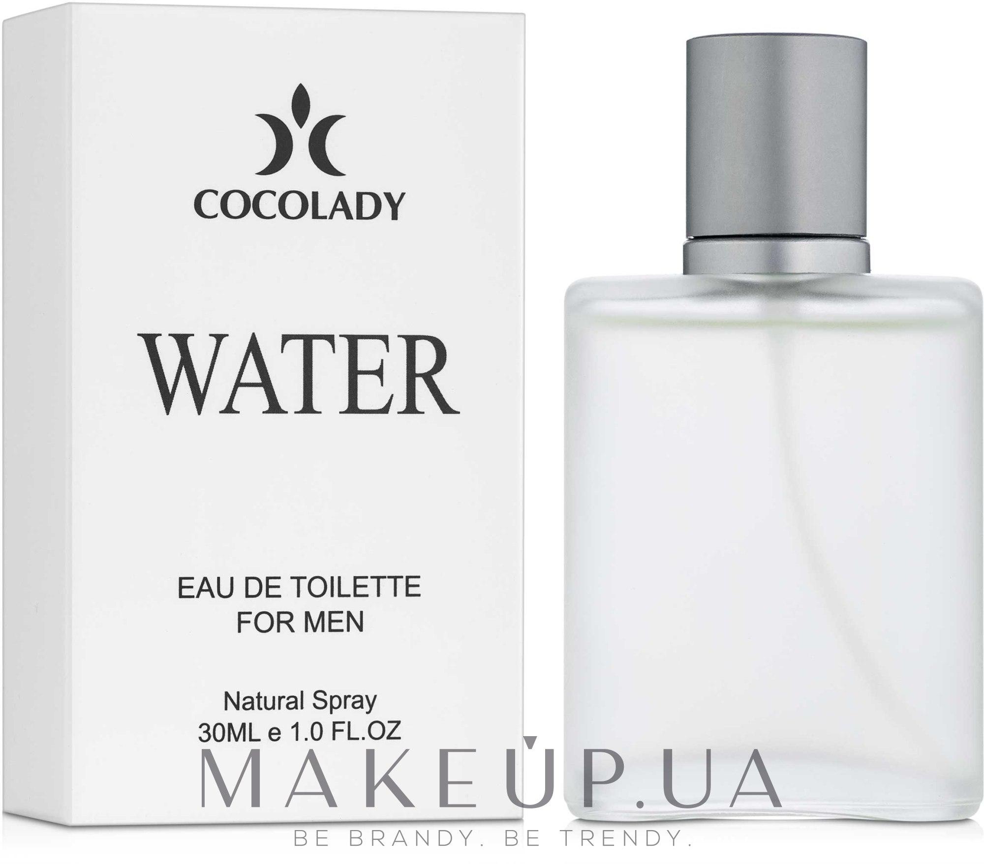 Cocolady Water - Туалетная вода — фото 30ml