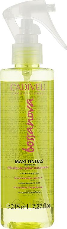 Активатор волн - Cadiveu Bossa Nova Maxi Waves