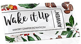 Духи, Парфюмерия, косметика Энзимный шампунь для волос с ароматом кофе - Anwen Wake It Up Shampoo (пробник)