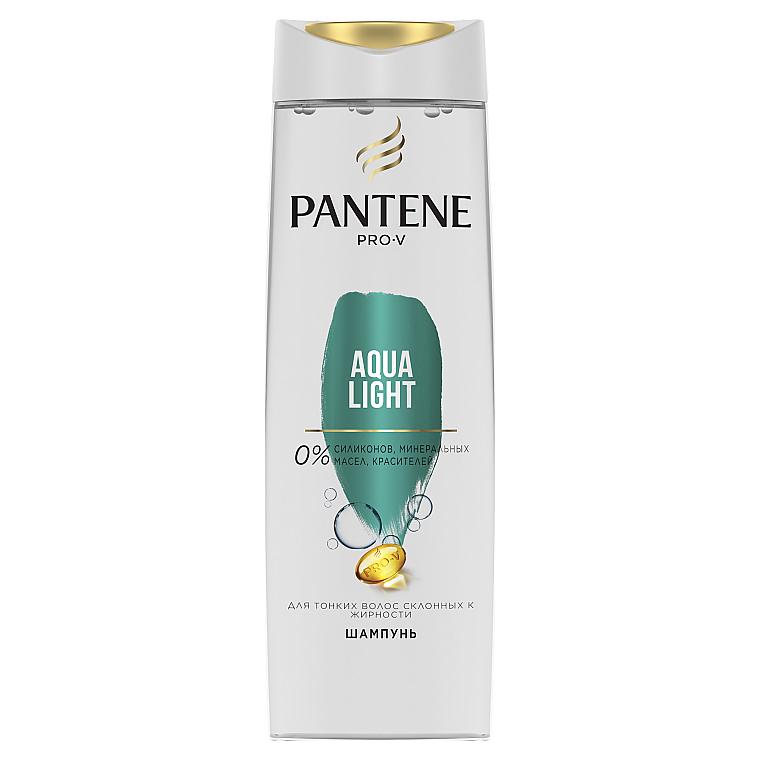 """Шампунь """"Легкий и Питательный"""" - Pantene Pro-V Aqua Light Shampoo"""