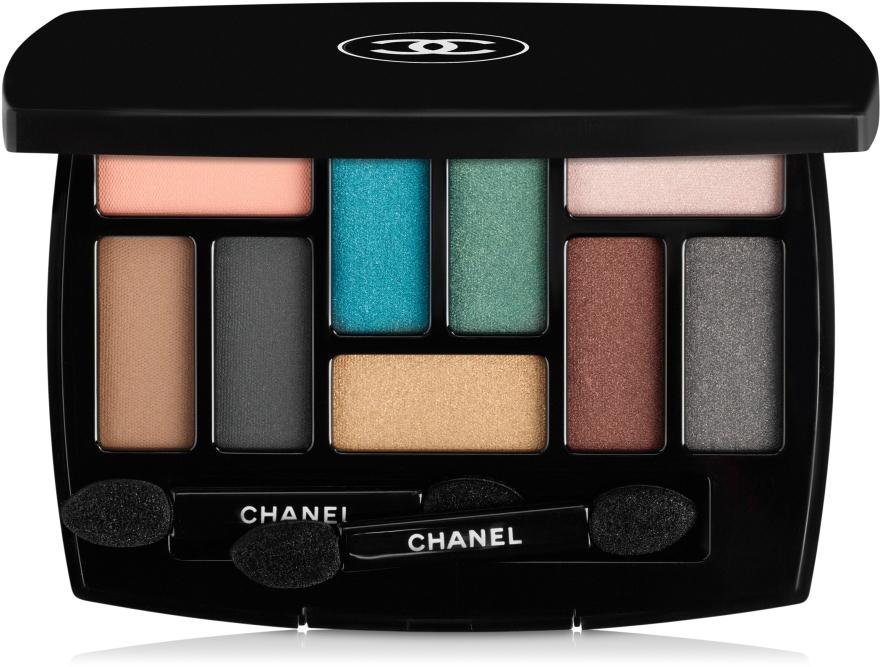 Палетка теней для век - Chanel Les 9 Ombres Eyeshadow Collection Affresco