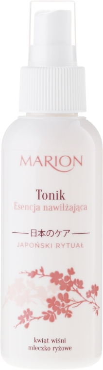Увлажняющий тоник для лица - Marion Japanese Ritual Moisturizing Essence Face Tonic