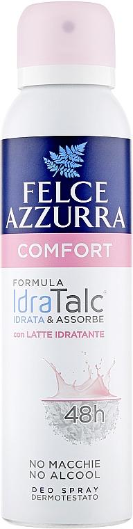 Дезодорант-антиперспирант - Felce Azzurra Deo Deo Spray Comfort